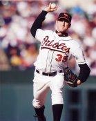Josh Towers Baltimore Orioles 8X10 Photo
