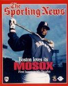 "Mo Vaughn ""Sporting News"" Boston Red Sox 8x10 Photo"
