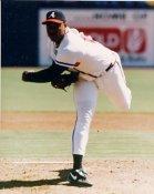 Terrell Wade Atlanta Braves 8X10 Photo