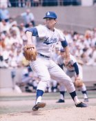 Luke Walker LA Dodgers 8x10 Photo