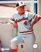 Earl Weaver Baltimore Orioles 8X10 Photo