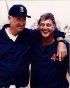 Ted Williams and Carl Yastrzemski  Boston Red Sox 8x10 Photo