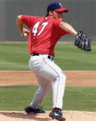 Jake Woods Anaheim Angels 8X10 Photo