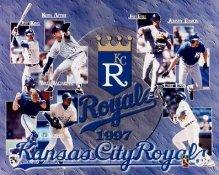 Royals 1997 Team Composite 8x10 Photo