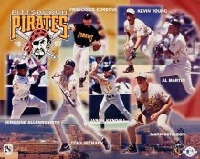 Pirates 1997 Team Composite 8x10 Photo