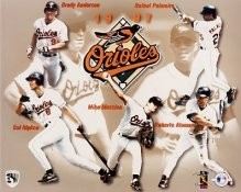 Orioles 1997 Team Composite 8x10 Photo