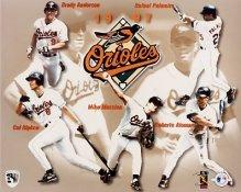 Orioles 1997 Team Composite 8x10 Photo