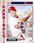 So Taguchi 2006 Studio St. Louis Cardinals 8x10 Photo