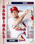 Yadier Molina 2006 Studio St. Louis Cardinals 8x10 Photo LIMITED STOCK