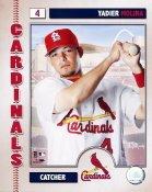 Yadier Molina 2006 Studio St. Louis Cardinals 8x10 Photo LIMITED STOCK