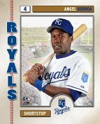 Angel Berroa 2006 Studio Kansas City Royals 8X10 Photo