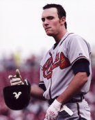 Ryan Langerhans Atlanta Braves 8X10 Photo