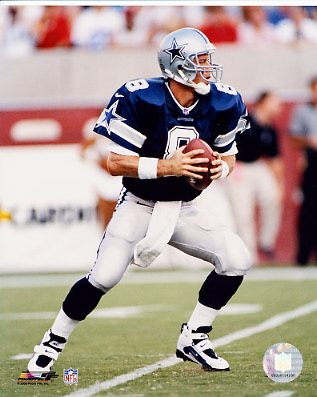Troy Aikman Dallas Cowboys 8X10 Photo