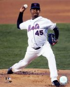 Pedro Martinez New York Mets 8X10 Photo