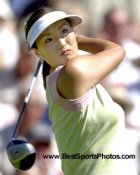 Grace Park 8X10 Golf Photo