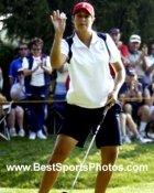Laura Diaz 8X10 Golf Photo