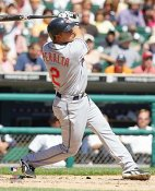 Jhonny Peralta Cleveland Indians 8X10 Photo