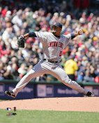 Johan Santana LIMITED STOCK Minnesota Twins 8X10 Photo