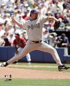 Woody Williams LIMITED STOCK San Diego Padres 8X10 Photo