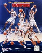 Nets 2001/2002 Eastern Conference Champs 8X10 Photo