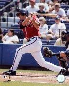 Jeff Francoeur LIMITED STOCK Atlanta Braves 8X10 Photo