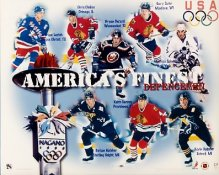 USA 1996 Defense Olympics 8X10 Photo