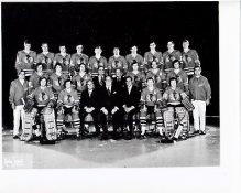 Chicago 1973 Blackhawks Limited & Rare 8x10 Photo