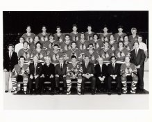 Chicago 1985-86 Blackhawks Limited & Rare 8x10 Photo