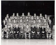 Chicago 1986-87 Blackhawks Limited & Rare 8x10 Photo