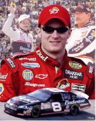 Dale Earnhardt Jr.  LIMITED STOCK Tribute 2006 Talladega Sr. 8X10 Photo