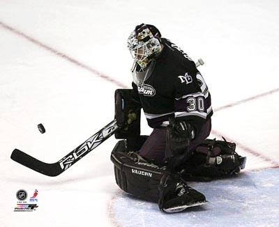Ilya Bryzgalov Anaheim Mighty Ducks 8x10 Photo