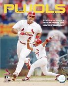 Albert Pujols LIMITED STOCK Record 14 HR In April 8X10 Photo