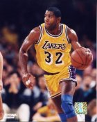 Magic Johnson Los Angeles Lakers SATIN 8x10 Photo LIMITED STOCK
