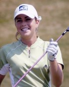Paula Creamer 8X10 Golf Photo
