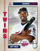 Shannon Stewart 2006 Studio Minnesota Twins 8X10 Photo