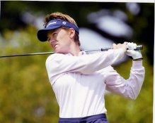 Catriona Matthew 8X10 Golf Photo
