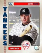 Jason Giambi 2006 Studio Yankees 8X10 Photo