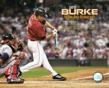 Chris Burke 18th Inning HR 2005 Astros 8X10 Photo