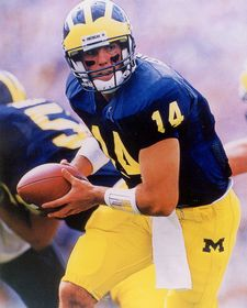 Brian Griese Michigan Wolverines 8X10 Photo