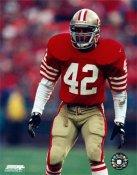 Ronnie Lott San Francisco 49ers SATIN 8X10 Photo