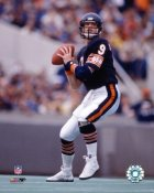 Jim McMahon Chicago Bears SATIN 8X10 Photo