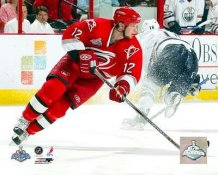Eric Staal LIMITED STOCK Hurricanes Stanley Cup Game 2 Photo 8x10 Photo