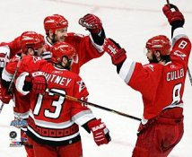 Frantisek Kaberle Goal Celebration Stanley Cup Game 2 Photo 8x10