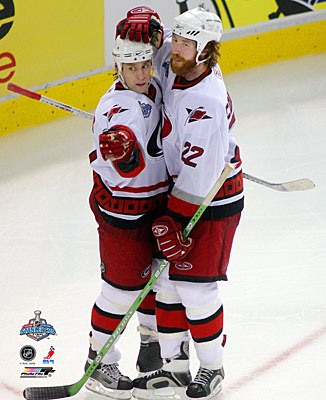 Rod Brind'Amour Mike Commodore Cup Game 3 Photo 8x10
