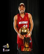 Udonis Haslem 2006 Champs LIMITED STOCK Heat 8X10 Photo