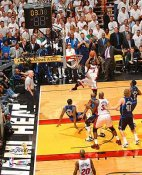 Dwyane Wade LIMITED STOCK Game 5 Tying Shot 2006 Finals 8X10 Photo