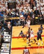 Dwyane Wade LIMITED STOCK Game 5 Tying Shot 2006 Finals 8X10 Photo