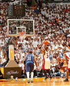 Dwyane Wade LIMITED STOCK Game 5 Winning Shot 2006 Finals 8X10 Photo