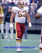 Jeff Bostic Washington Redskins 8x10 Photo