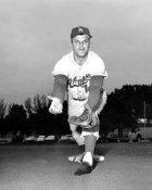"""Moose"" Skowron LA Dodgers 8X10 Photo"